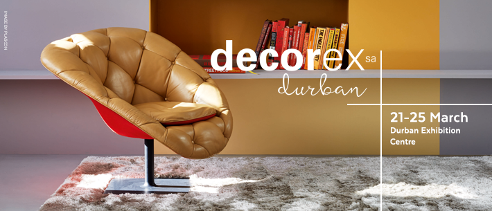 Join us at Decorex Durban 2018