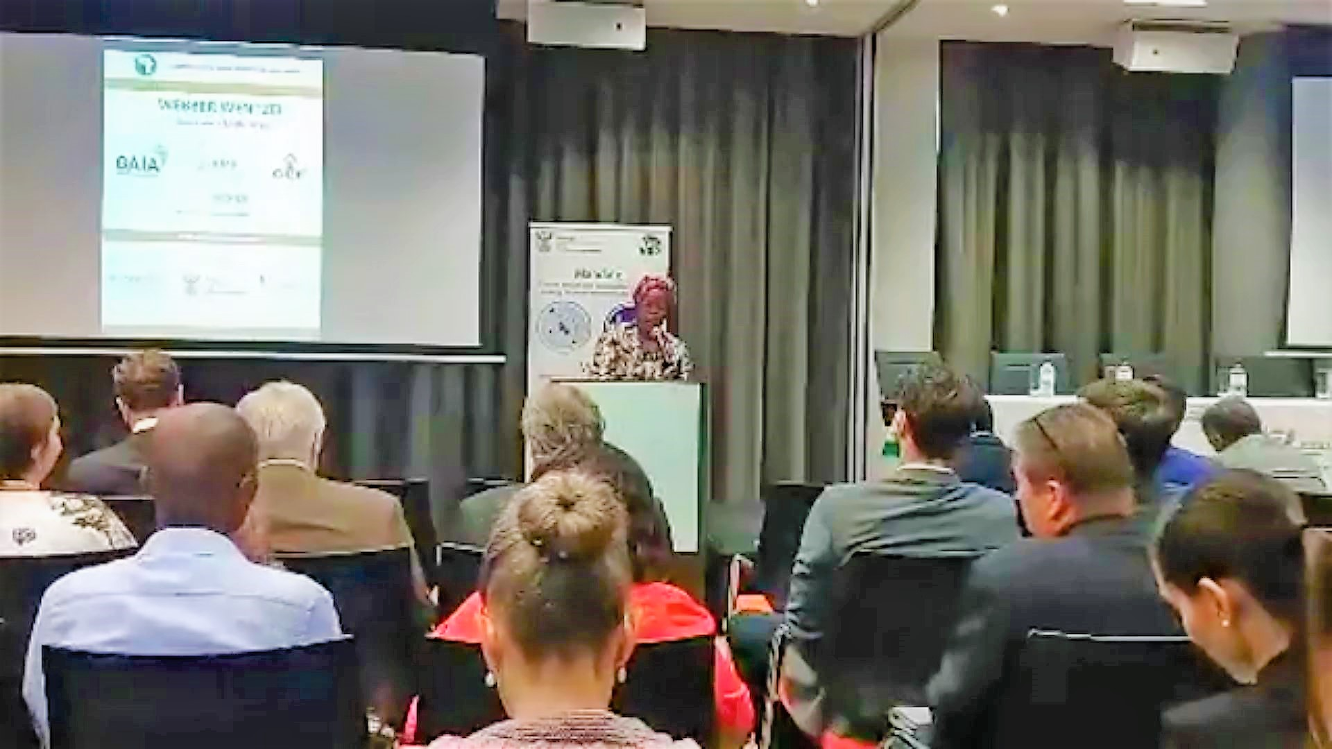 ARTsolar at the 6th Annual Africa Round-table