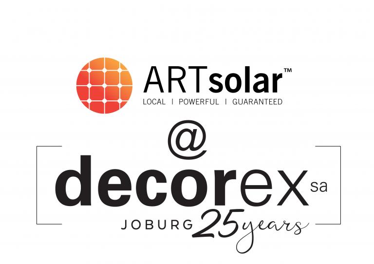 ARTsolar @ Decorex Joburg 2018