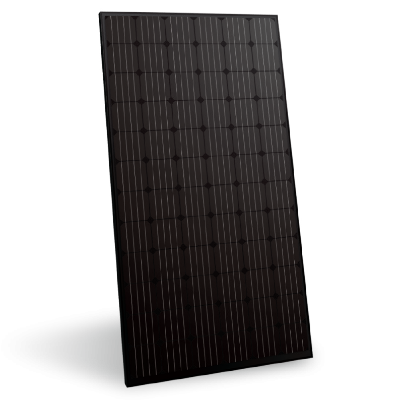 ARTsolar – 370 Watt Solar Panel – Mono Percium – Full Black