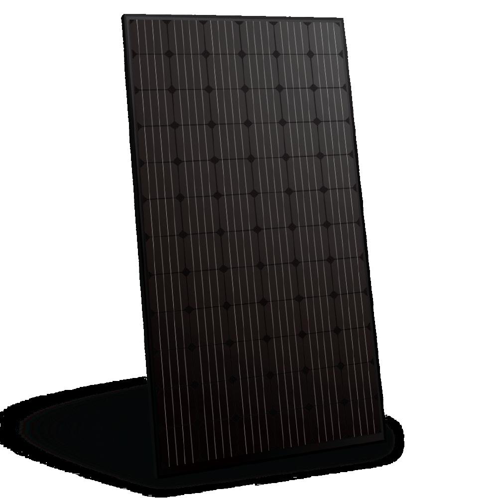 350 Watt Solar Panel Monocrystalline Full Black Artsolar