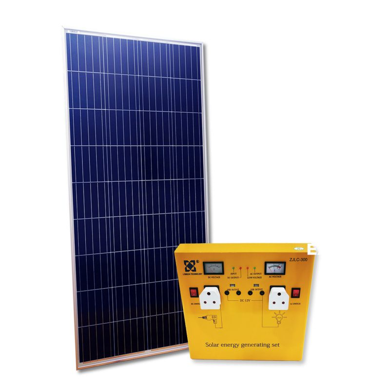 Portable Solar Kit – 350 Watt Ephathekayo Power