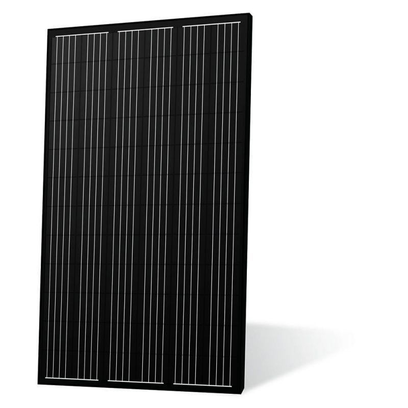 ARTsolar – 365 Watt Solar Panel – Mono Percium – Full Black