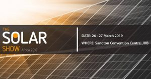 ARTsolar at The Solar Show 2019
