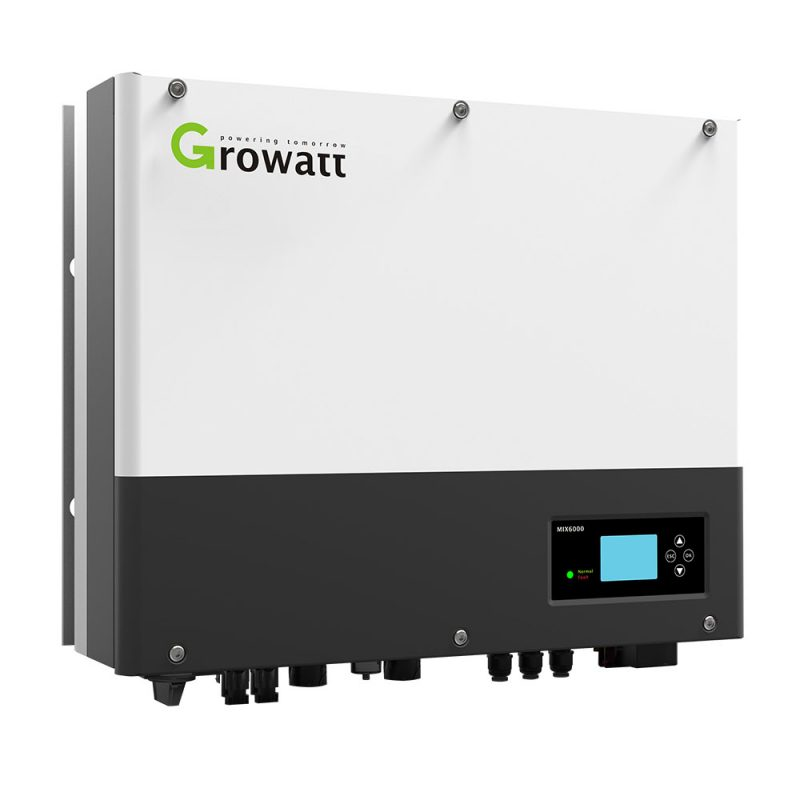 Growatt – SPH3000 Hybrid Inverter – 3KW