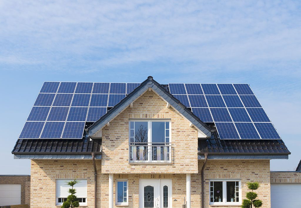 residential solar small