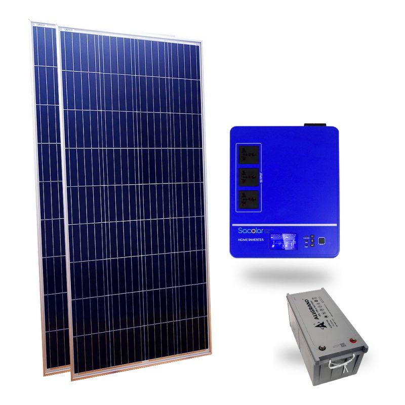 Solar Kit – 1.2kVA Umfana Oqinile Power