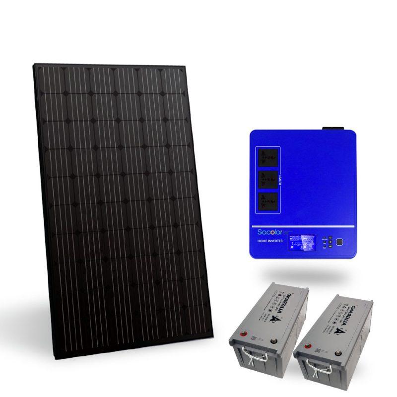 Solar Kit – 2.4kVA Phakathi Power