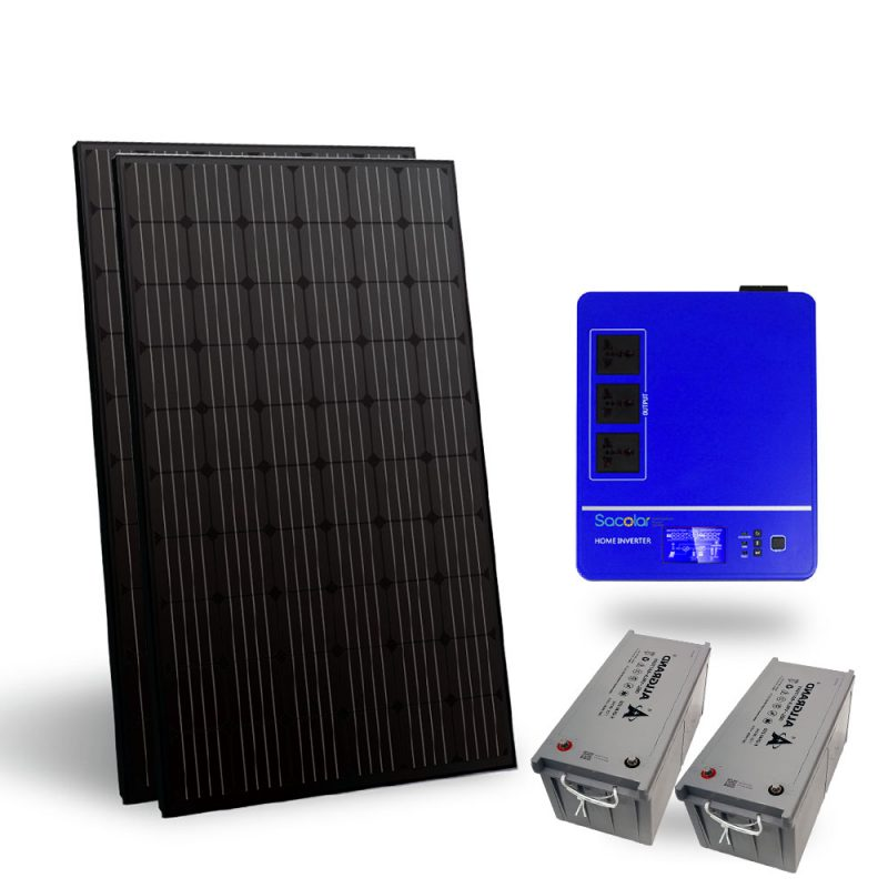 Solar Kit – 2.4kVA Phakathi Double Power