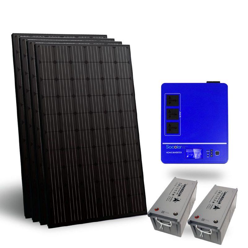 Solar Kit – 2.4kVA Phakathi Quad Power