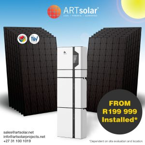 ARTsolar Presents Alpha-ESS