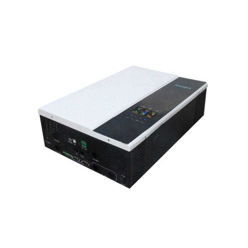 Sacolar – Sunforce-BC – 5KVA Pure Sine Wave On-Grid / Off-Grid Solar Inverter
