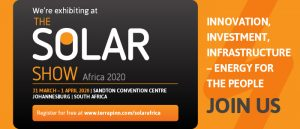 The Solar Show Africa 2020