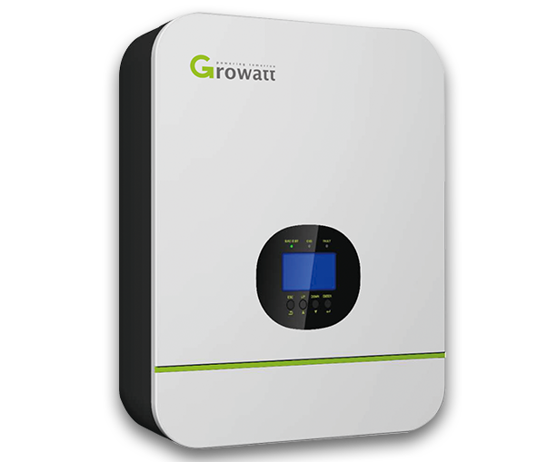 Growatt – SPF 5000TL HVM 5kVA Off-Grid Solar Inverter