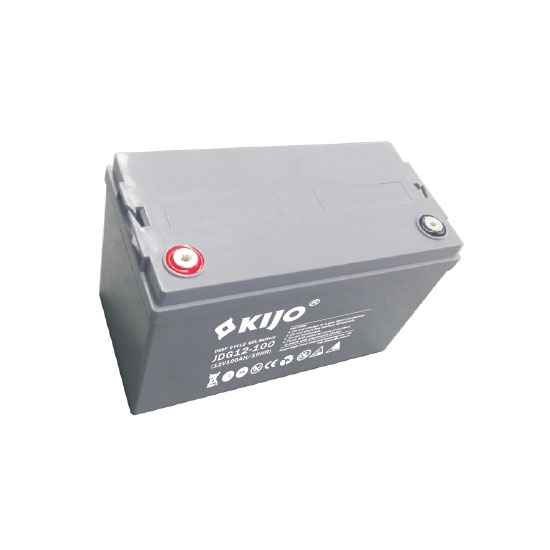 Kijo – 100Ah 12V GEL Deep Cycle Battery