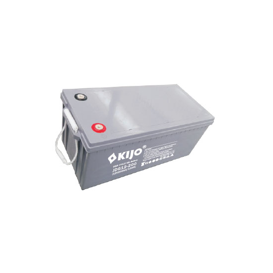Kijo – 200Ah 12V GEL Deep Cycle Battery