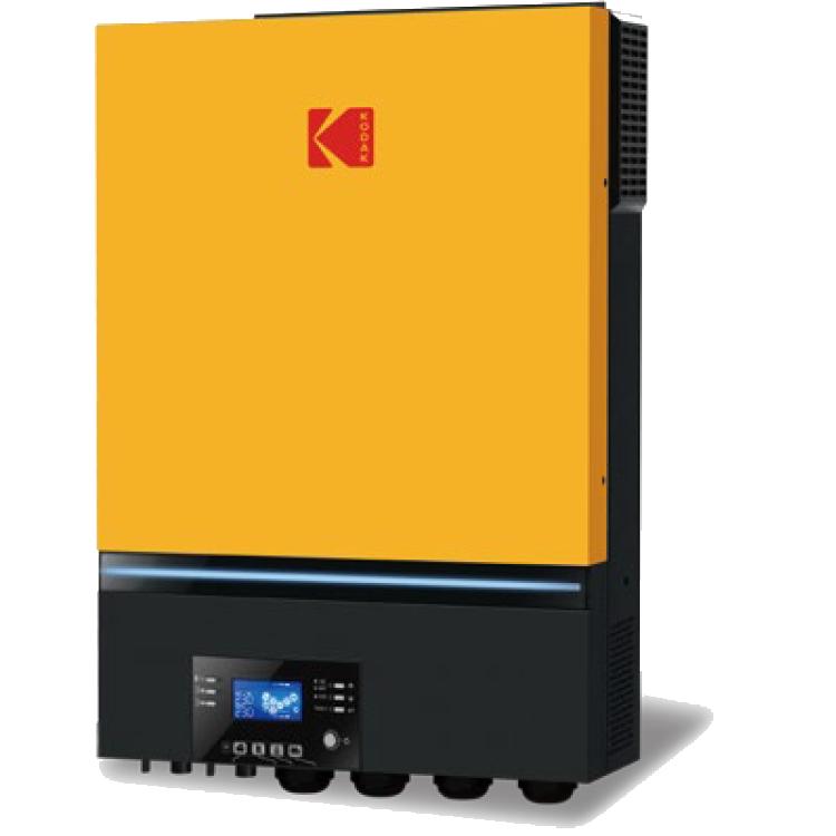 KODAK – Solar Off-Grid Inverter MAX 7.2kW 48V